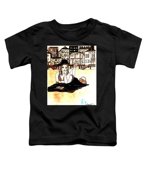 Lazy Daze Toddler T-Shirt