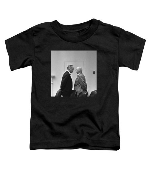 Lbj Giving The Treatment Toddler T-Shirt