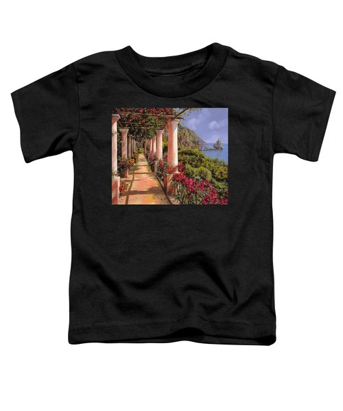 Le Colonne E La Buganville Toddler T-Shirt