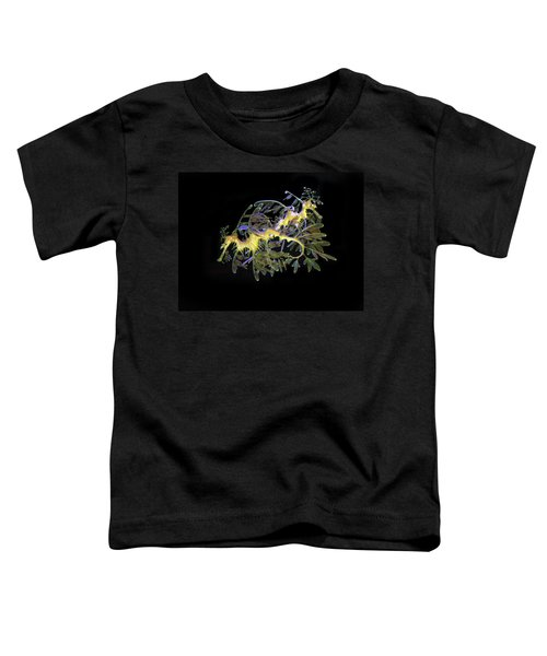Leafy Sea Dragons Toddler T-Shirt
