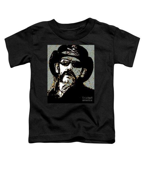 Lemmy K Toddler T-Shirt