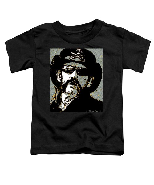 Lemmy K Toddler T-Shirt