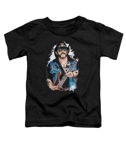 Lemmy Toddler T-Shirt