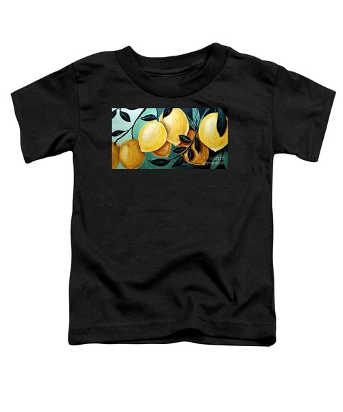 Lemons Toddler T-Shirt