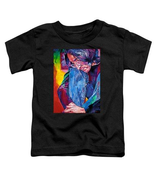 Lennon In Repose Toddler T-Shirt