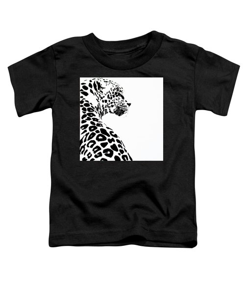 Leo-pard Toddler T-Shirt