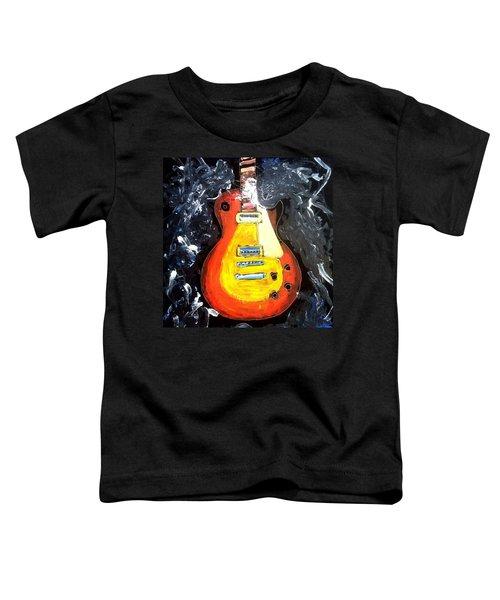 Les Paul Live Toddler T-Shirt