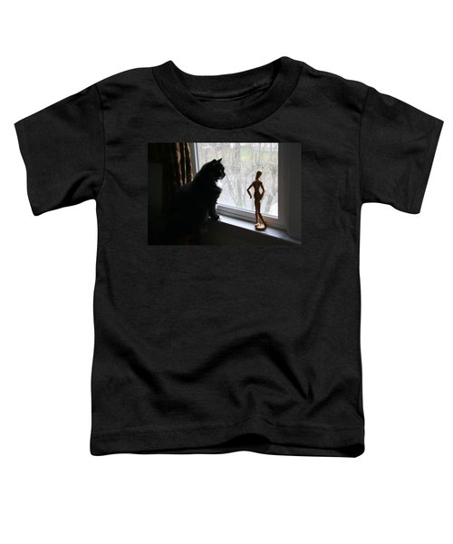 Lesson In Perspective  Toddler T-Shirt