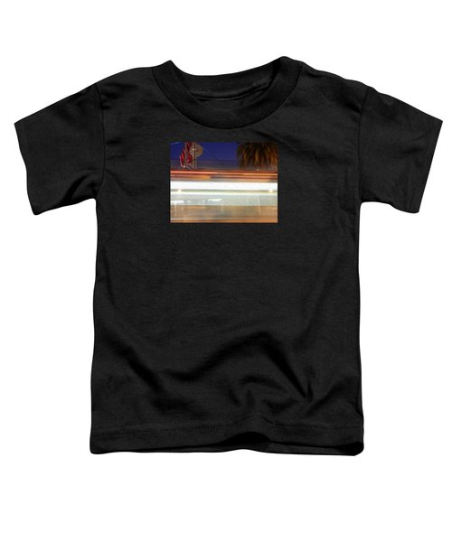 Life In Motion Toddler T-Shirt by Ryan Fox