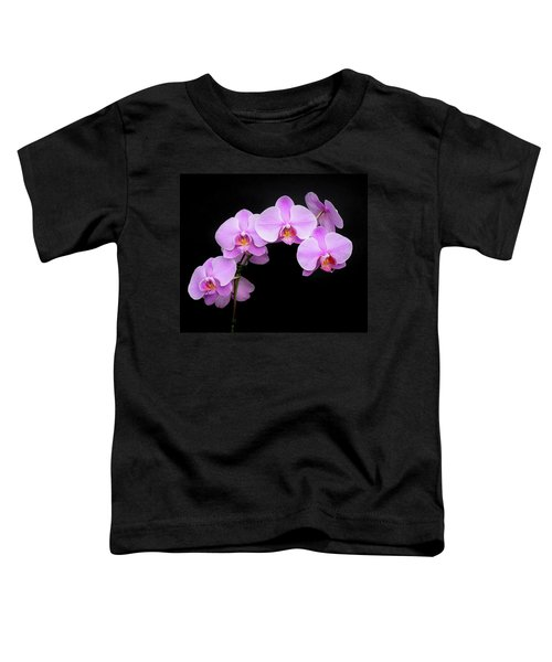 Light On The Purple Please Toddler T-Shirt