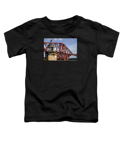 Toddler T-Shirt featuring the photograph Light Tower by Jeremy Lavender Photography