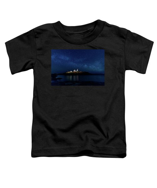 Light Up Nubble Lighthouse Toddler T-Shirt
