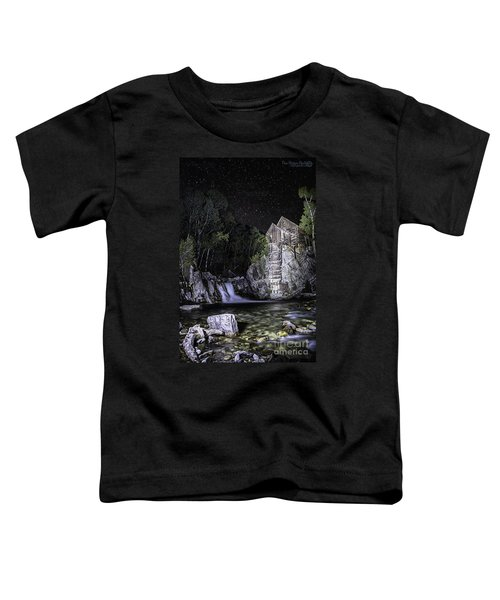 Lights On The Mill Toddler T-Shirt