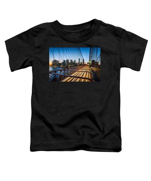 Lightwave Toddler T-Shirt
