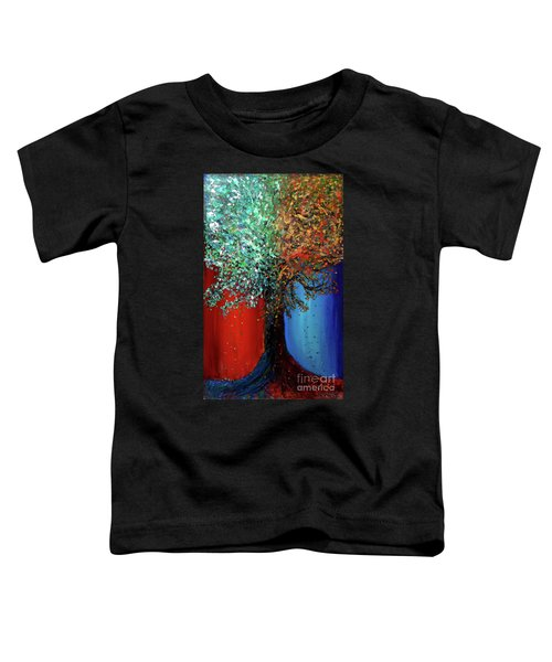 Like The Changes Of The Seasons Toddler T-Shirt