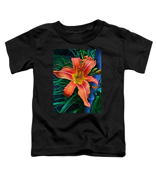 Lily Bold Toddler T-Shirt