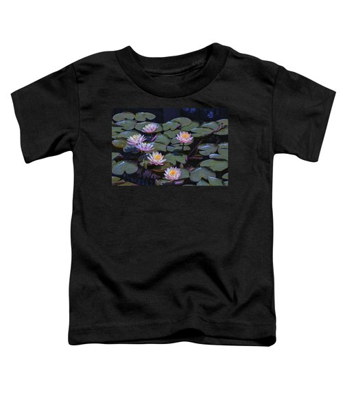 Lily Of The Night Toddler T-Shirt