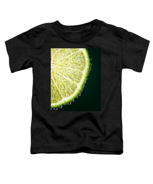 Lime Slice Toddler T-Shirt