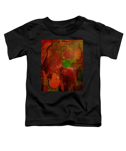 Lion Proile Toddler T-Shirt