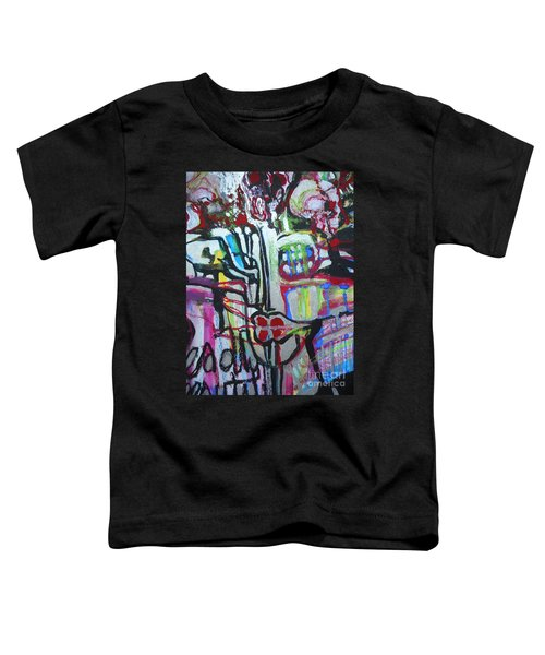 Lips Made Of Steel Toddler T-Shirt