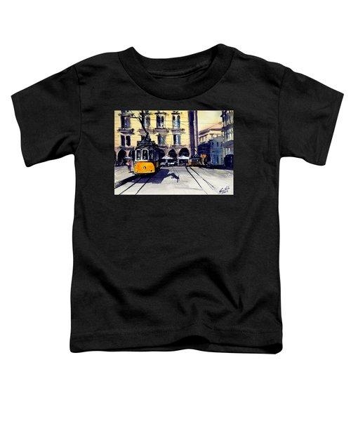 Lisbon Tram I Toddler T-Shirt