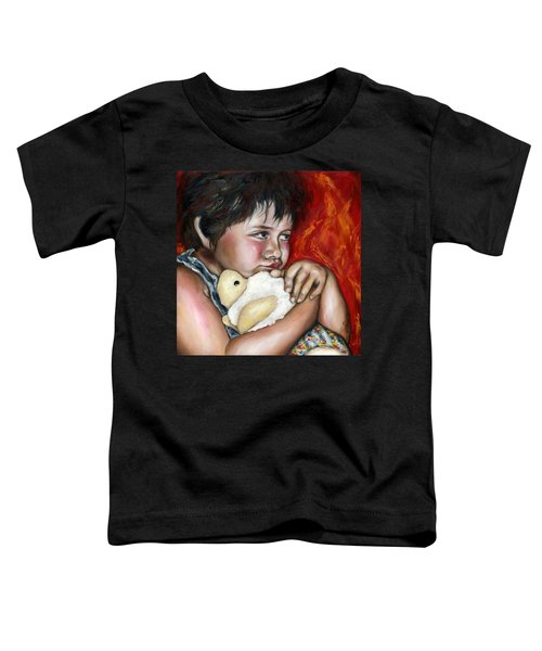 Little Fighter Toddler T-Shirt