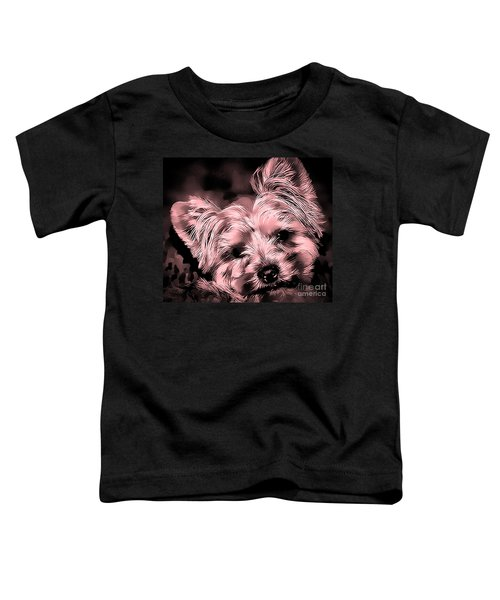 Little Powder Puff Toddler T-Shirt