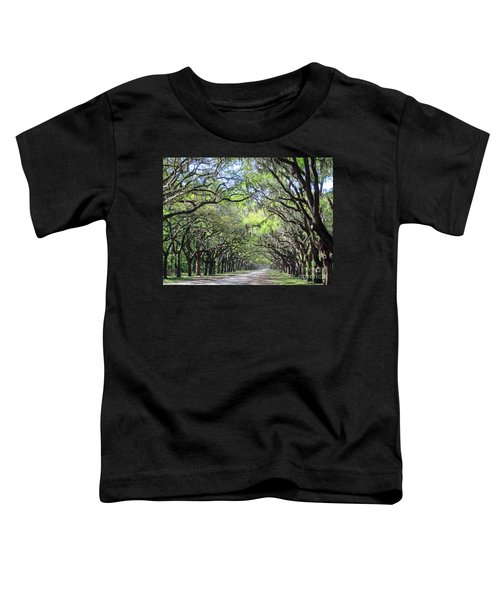 Live Oak Canopy Toddler T-Shirt