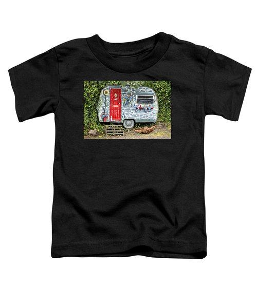Living In Art Toddler T-Shirt