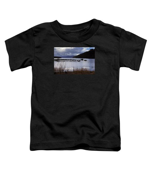 Toddler T-Shirt featuring the photograph Loch Lomond by Jeremy Lavender Photography