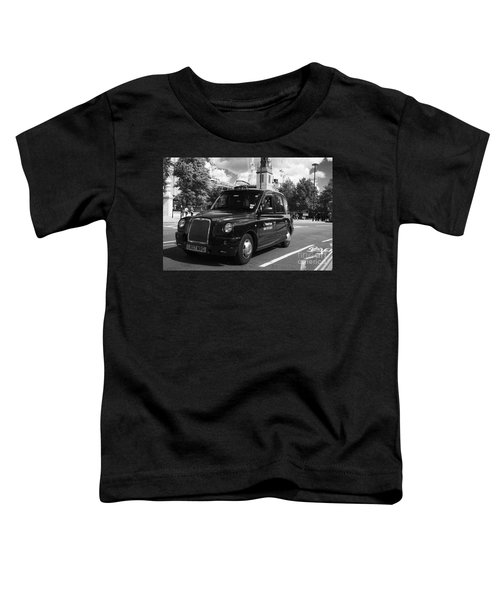 London Taxi Toddler T-Shirt