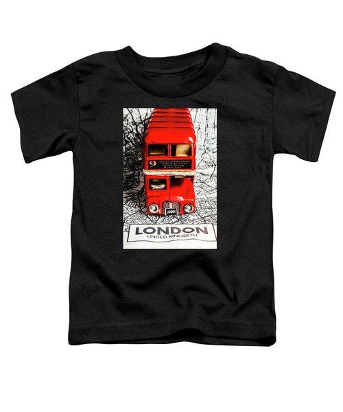 London Tours Toddler T-Shirt