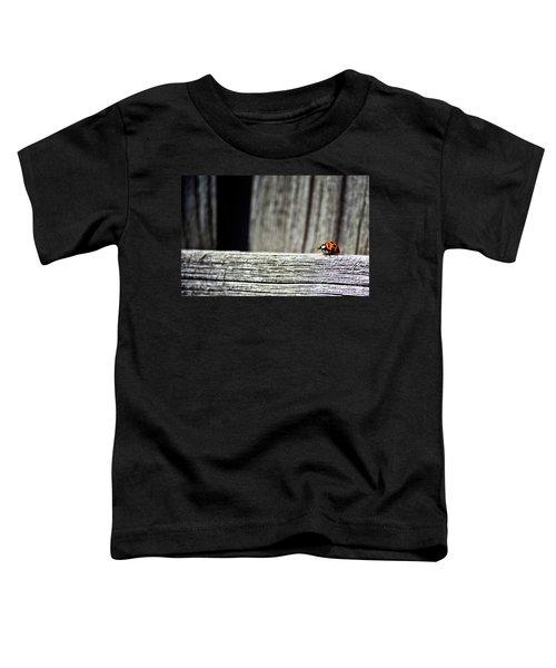 Lonely Ladybug Toddler T-Shirt