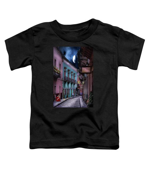 Lonely Street Toddler T-Shirt