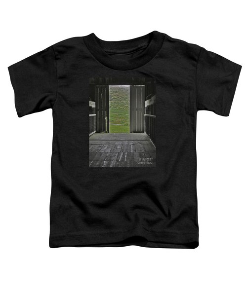 Looking Out Toddler T-Shirt