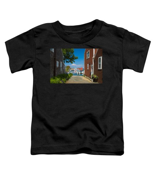 Looking Rockport Toddler T-Shirt