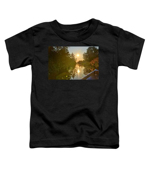 Loosdrecht Boat Trip Toddler T-Shirt