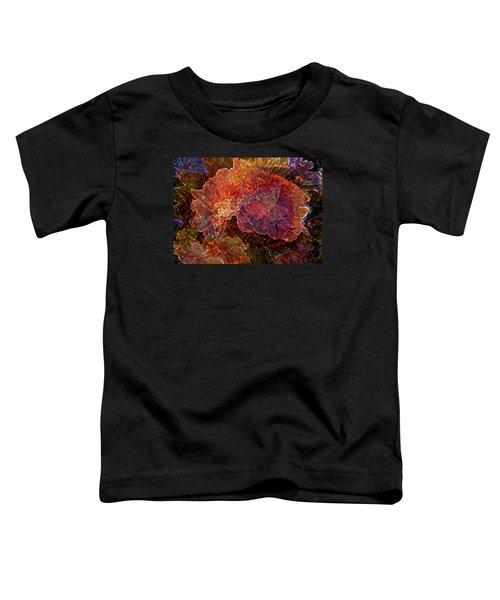 Lost In The Flowers Toddler T-Shirt