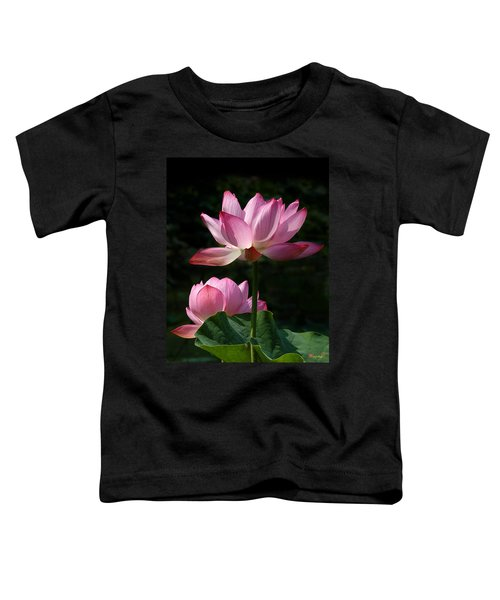 Lotus Beauties--upstaged Dl048 Toddler T-Shirt