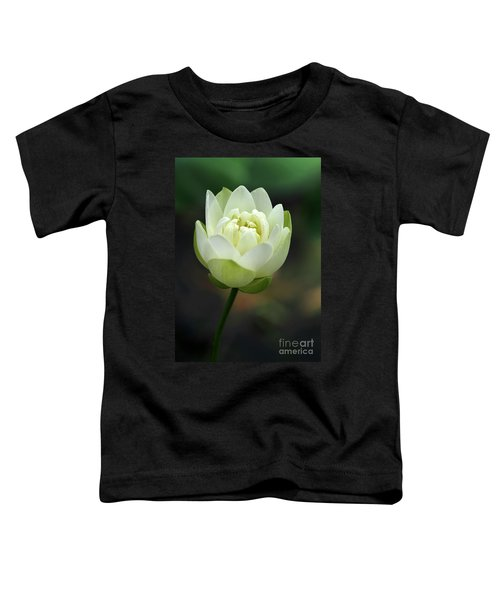 Lotus Blooming Toddler T-Shirt
