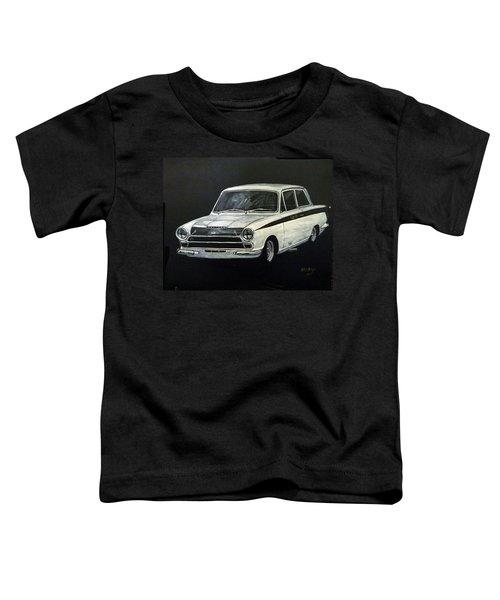 Lotus Cortina Toddler T-Shirt