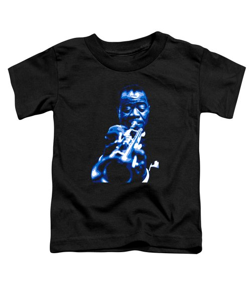 Louis Armstrong Toddler T-Shirt