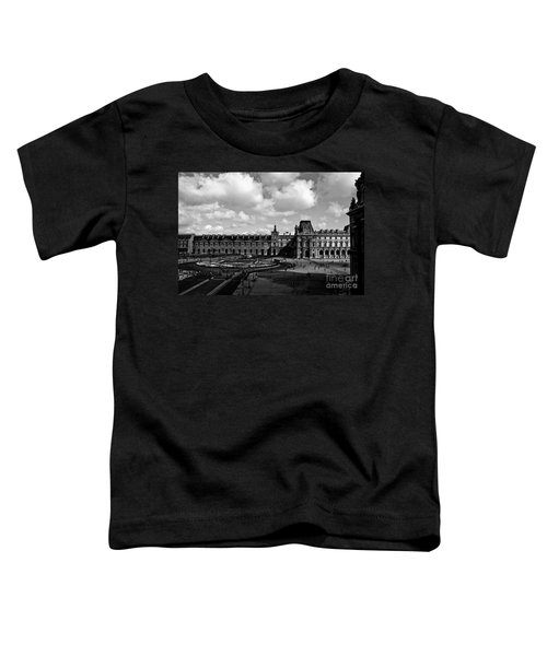 Louvre Museum Toddler T-Shirt
