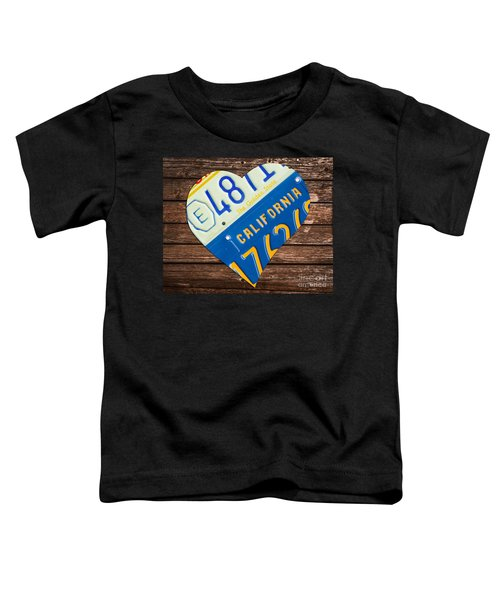 Love California Toddler T-Shirt