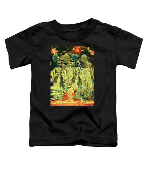 Love In The Age Of War Toddler T-Shirt