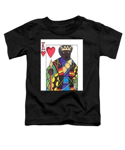 Love King Toddler T-Shirt