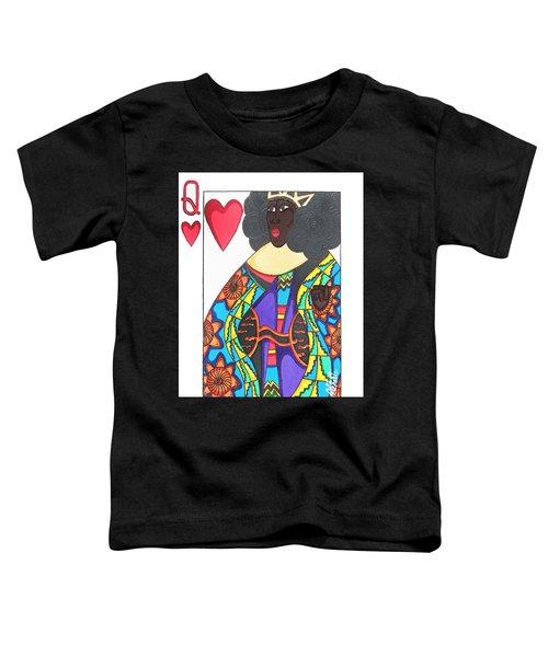 Love Queen Toddler T-Shirt