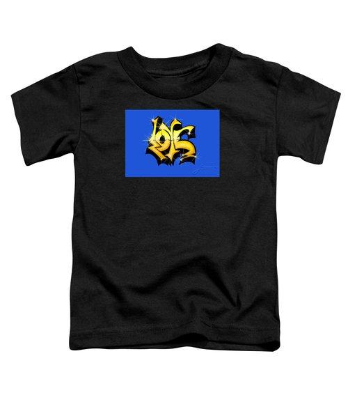 Love,love, Love Toddler T-Shirt
