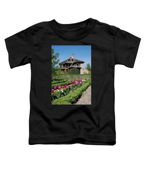 Lovely Garden And Cottage Toddler T-Shirt