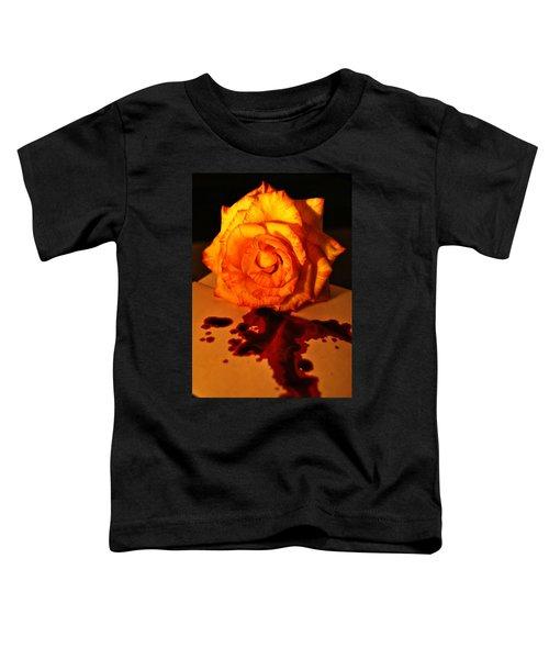 Loves Last Letter Toddler T-Shirt